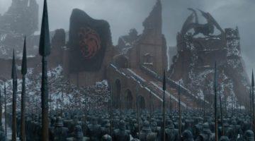 Unsullide armee reas vaatamas draakonit