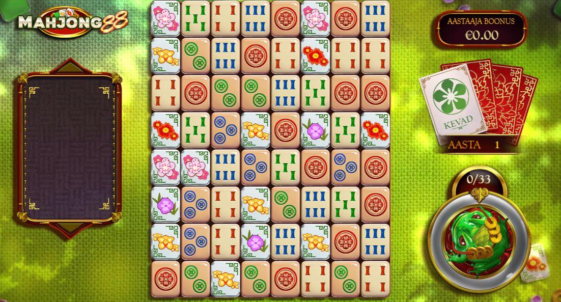 mahjong 88 slotimäng