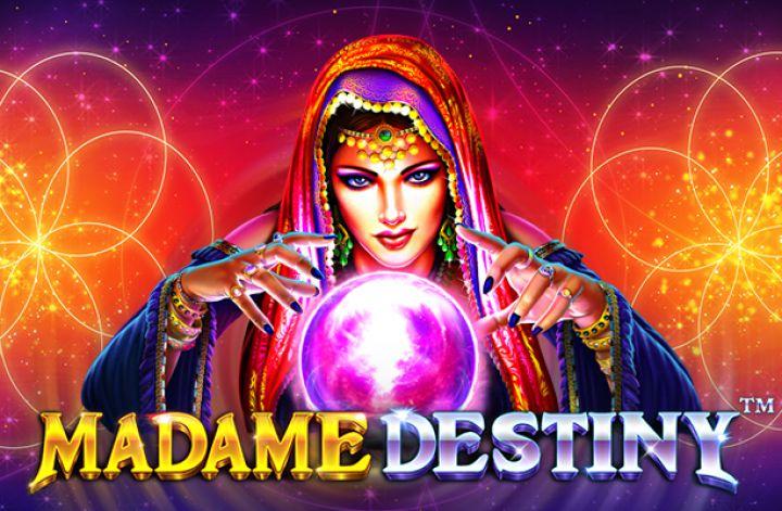 Madame Destiny slotimäng
