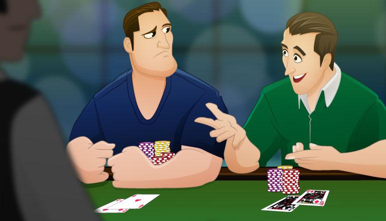 tüütud blackjack mängijad