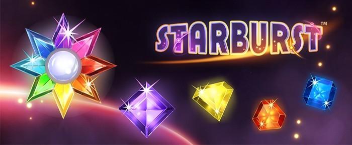 starburst slotimäng