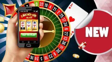Uued Eesti online kasiinod