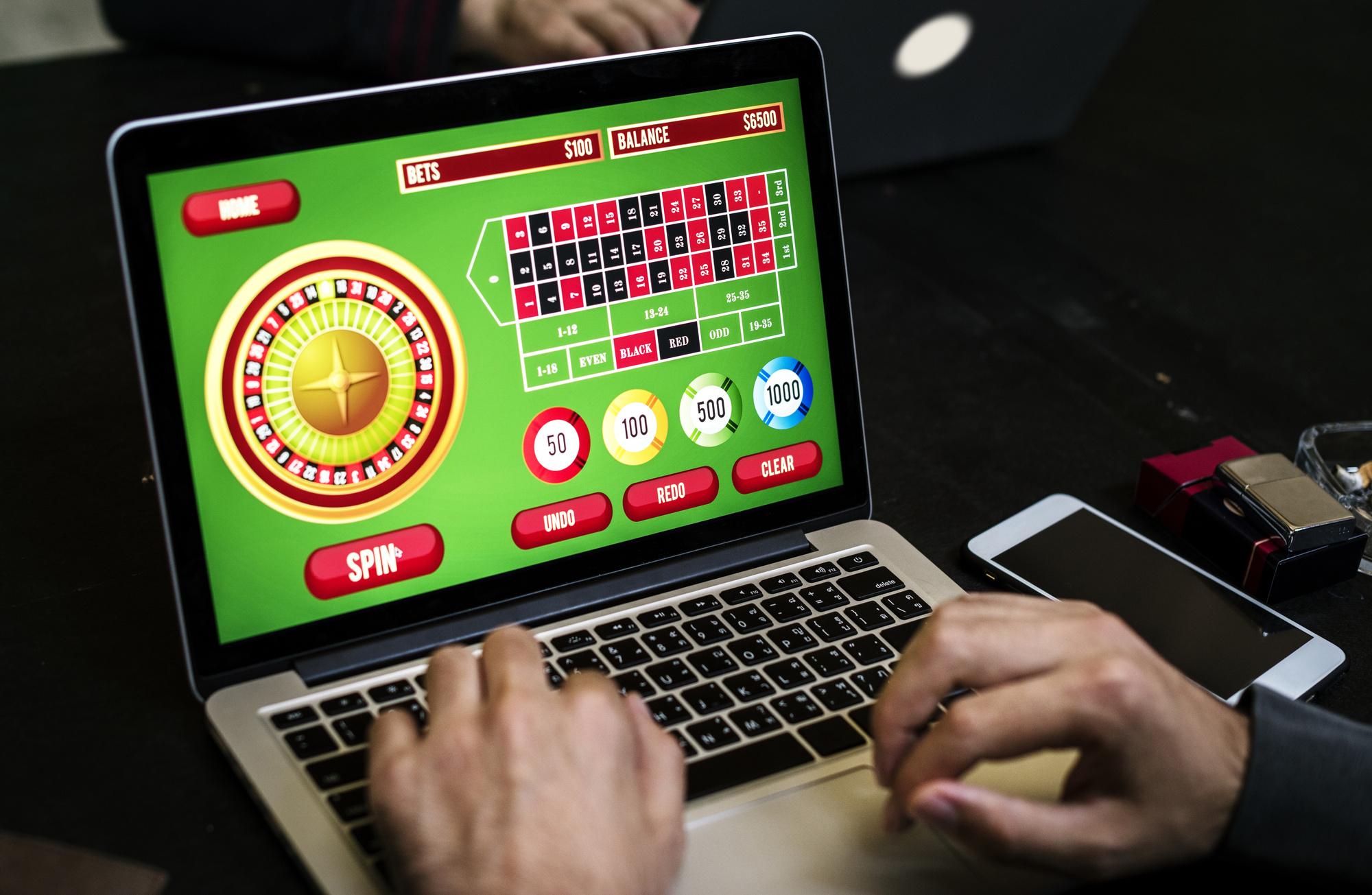 онлайн казино России