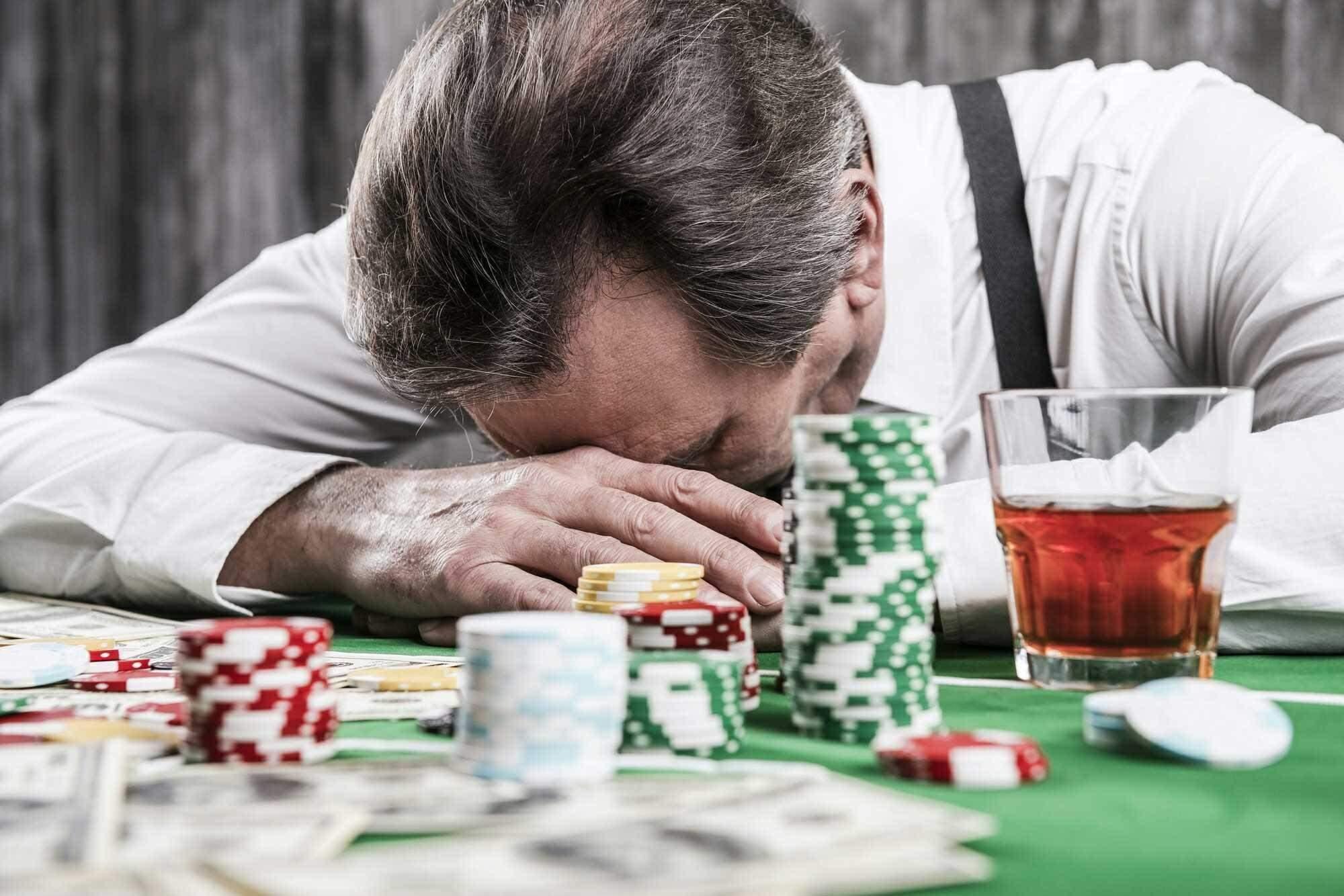 Лудомания и игровая зависимость