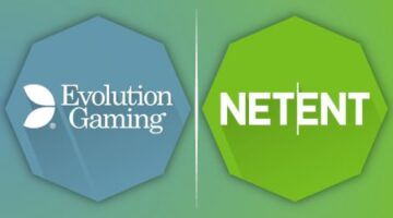 netent and evolution merge