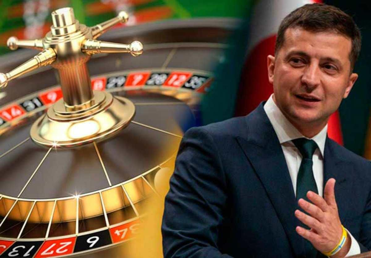 Украина за честную игру в онлайн-казино! Часть 1